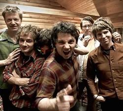 Wilco is headlining! Wilco is headlining!