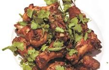Fish sauce chicken wings - ADAM MILLER