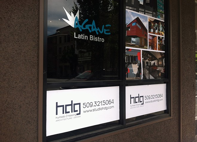 Agave Latin Bistro is closed; Burger Lab is coming soon. - LISA WAANANEN JONES