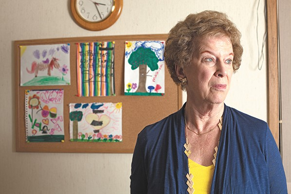 Forensic interviewer Karen Winston sits down with children, asking them to describe the sexual and physical abuse they've experienced.