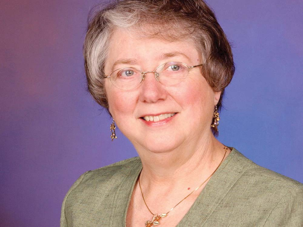 Former Spokane Valley city councilwoman Rose Dempsey