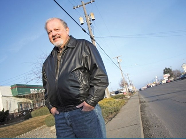 Former Spokane Valley Mayor Rich Munson, who passed away on Jan. 1, 2011 - YOUNG KWAK
