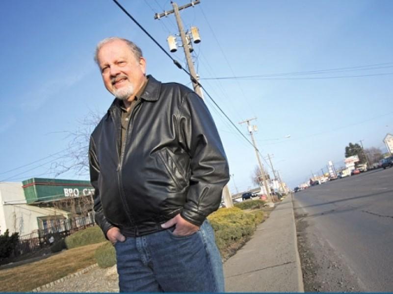 Former Spokane Valley Mayor Rich Munson, who passed away on Jan. 1, 2011 - YOUNG KWAK