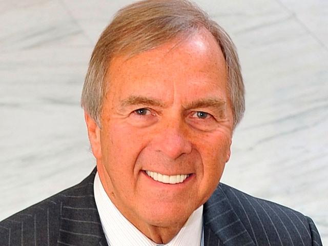 Former U.S. Congressman George Nethercutt
