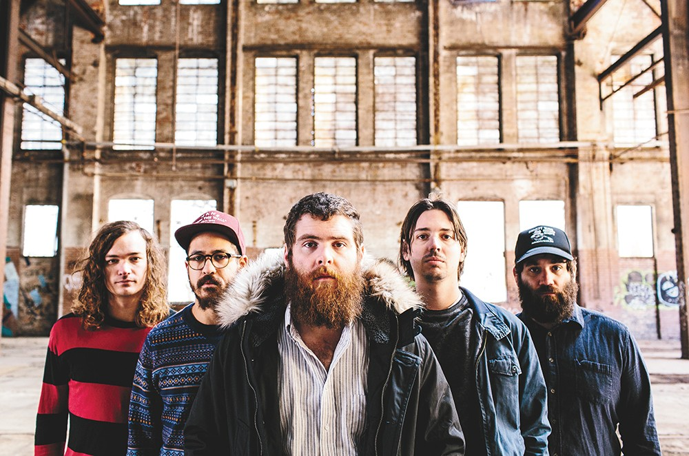 Georgia-based alt-rockers Manchester Orchestra take over the Knitting Factory Monday.