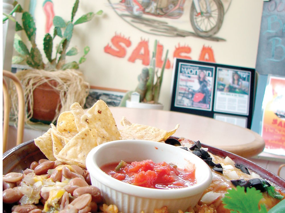 Go for the salsa (everyone does). Stay for a surprisingly deep small-town food scene. - CARRIE SCOZZARO