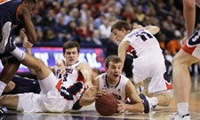 Gonzaga Up to No. 3 in the AP Poll