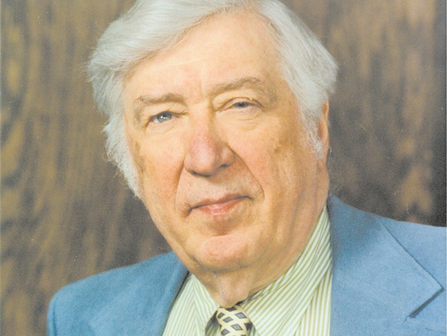 Gunther Schuller is retiring after 20 years with the NW Bach Festival.