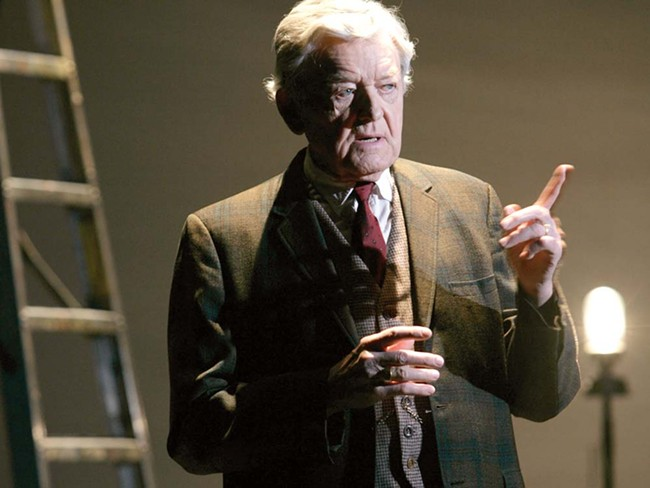 Hal Holbrook has been portraying Mark Twain for 55 years.