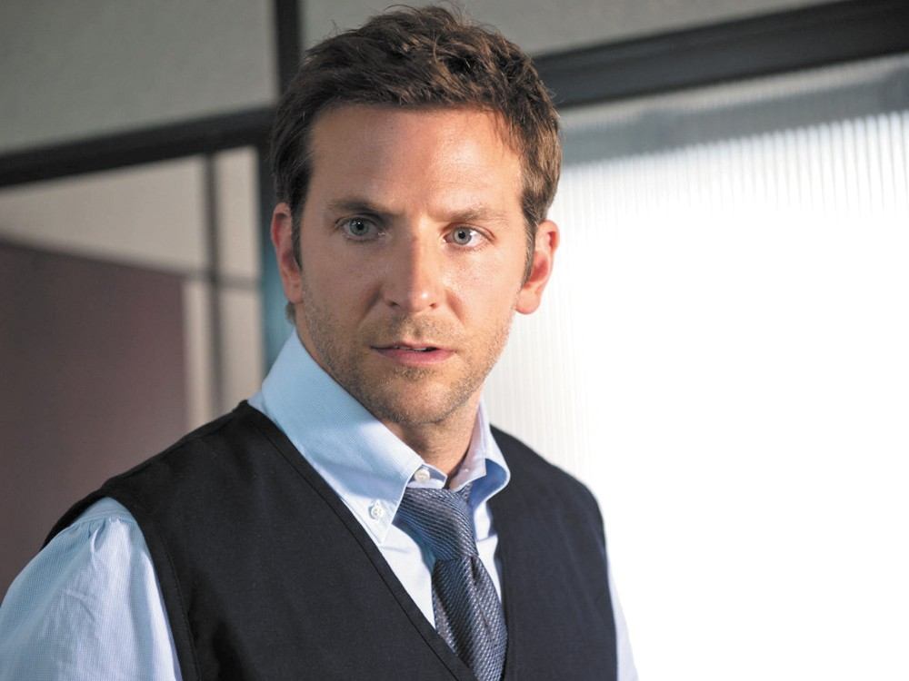 Hey there, I'm Bradley Cooper and I'm a serious actor, dammit.