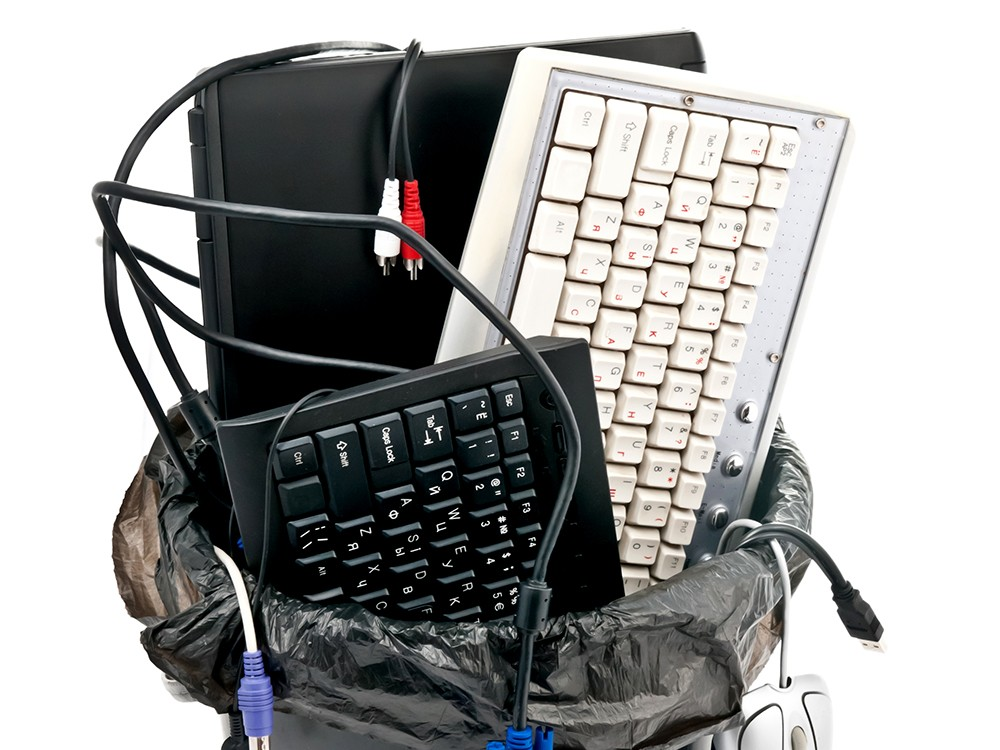 How To Get Rid Of Your Old Electronics Safely