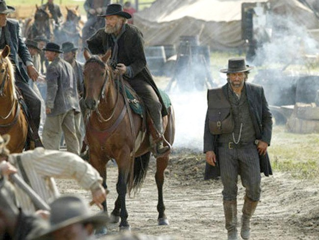 How to (try to) do a Western in the post-Deadwood universe