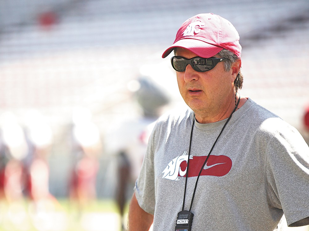 In 10 seasons at Texas Tech, Mike Leach amassed 84 victories, the most of any coach in the school's history.