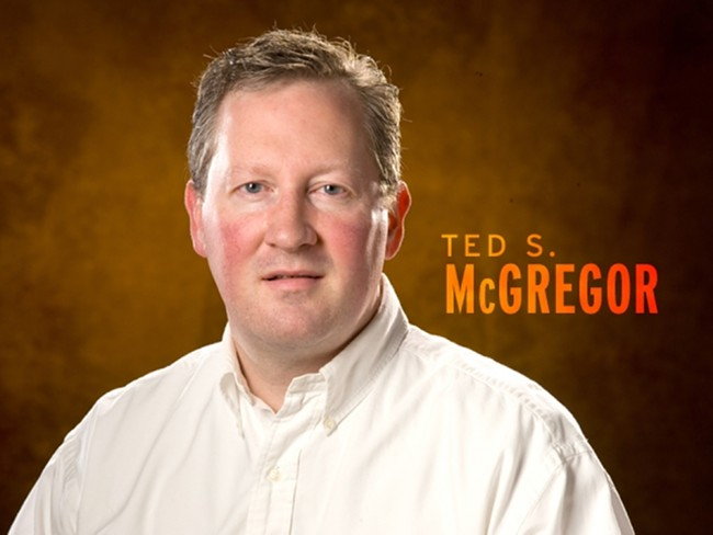 Inlander Editor Ted S. McGregor Jr.