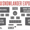 Inside the Snowlander Expo