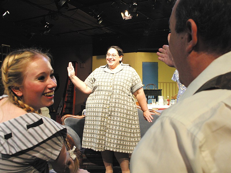 Interplayers cast performs Neil Simon\'s classic. - CHRIS BOVEY