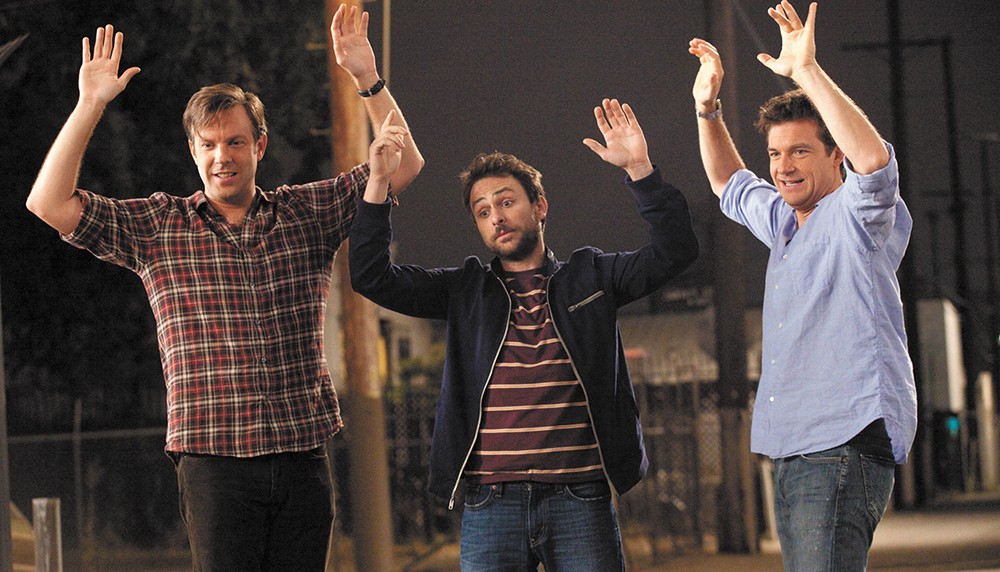 Jason Sudeikis, Charlie Day and Jason Bateman are funny, but can't float a Horrible Bosses sequel.