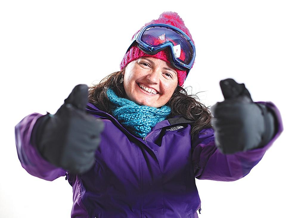 Jen Forsyth, Snowlander Editor