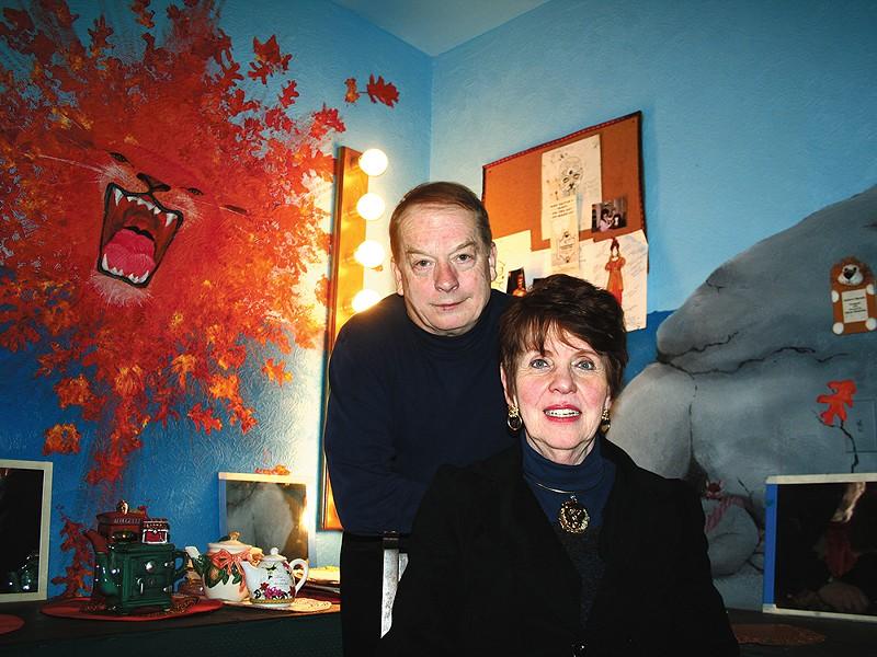 Jim and Joan Becker: the roar behind Lion\'s Share. - CHEY SCOTT