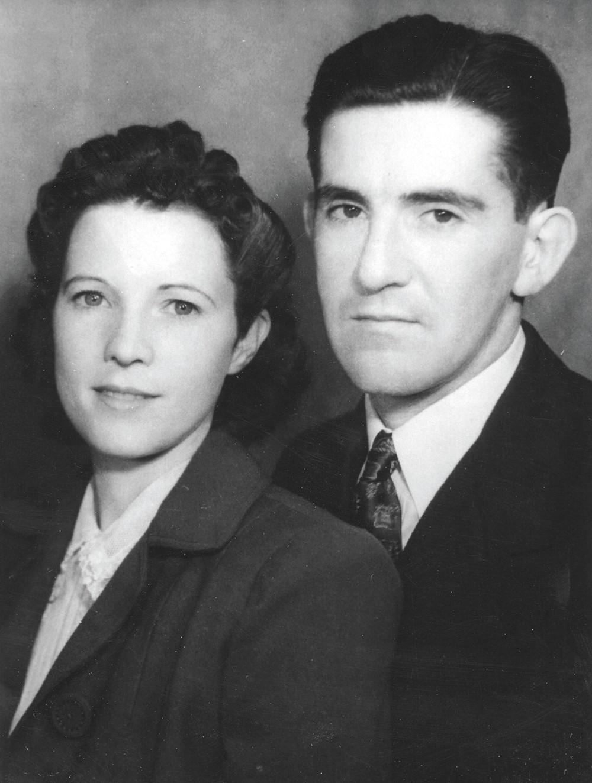 Joe and Alice Peirone