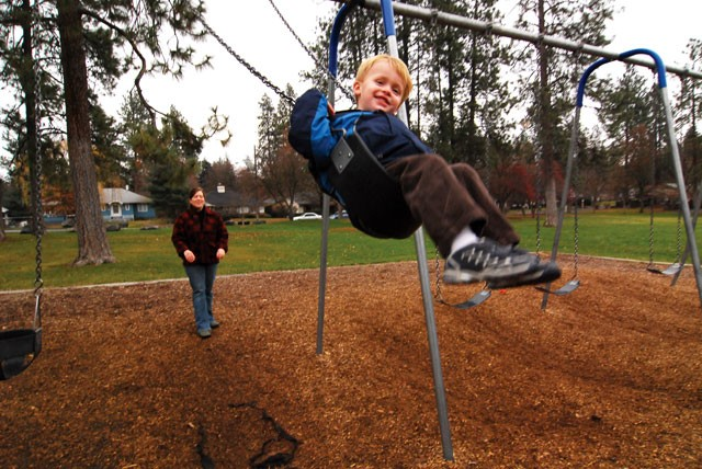 """Joey Doerschlag is now a normal, healthy 3-year-old, but """"normal"""" has been a long time coming. - TAMMY MARSHALL"""
