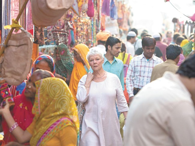 Judi Dench explores the possibilities of imperial retirement.