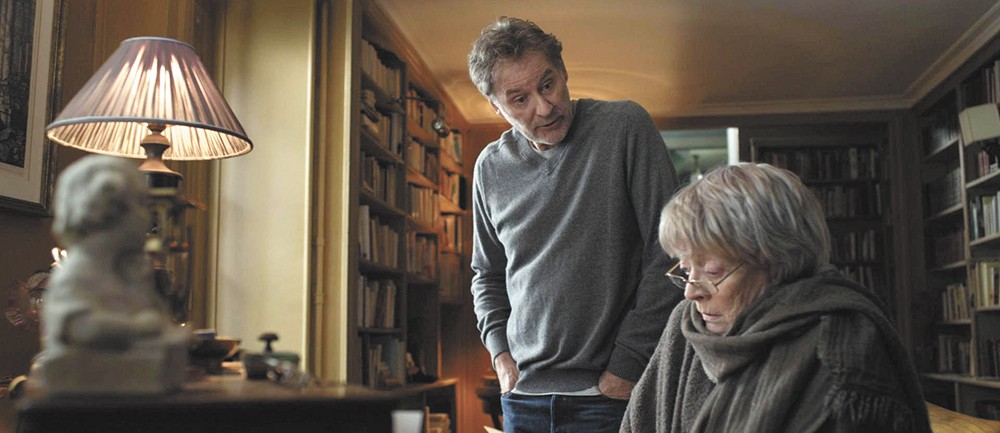 Kevin Kline and Maggie Smith deliver stellar performances in My Old Lady.