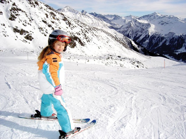 Kids love to ski, but they need to have a good first experience to get there.