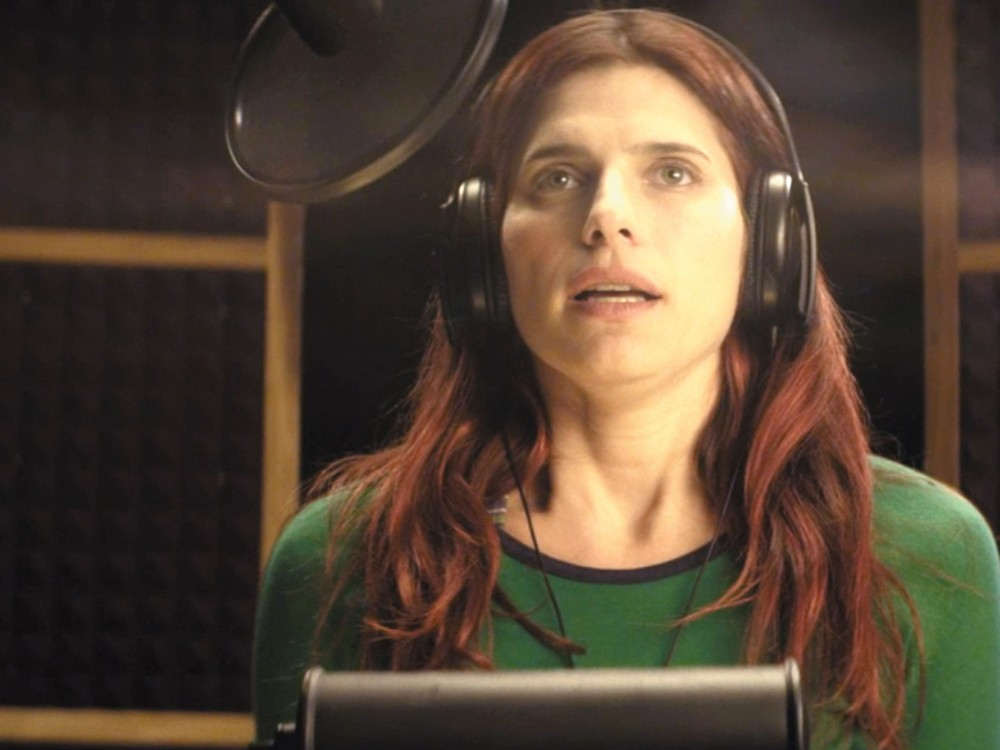 Lake Bell — remember that name. You'll be seeing more of her.