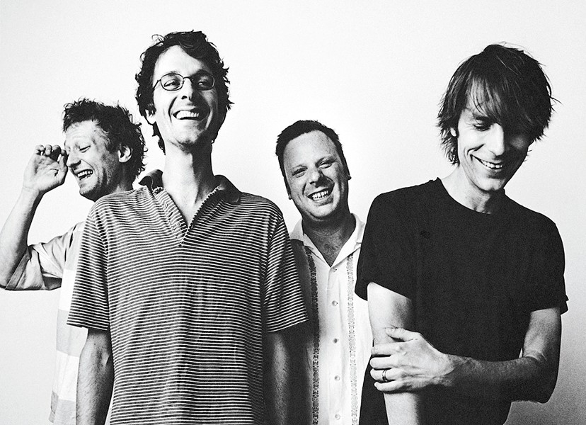 Last year, Mudhoney opened for Pearl Jam at the Spokane Arena. This time they get intimate.