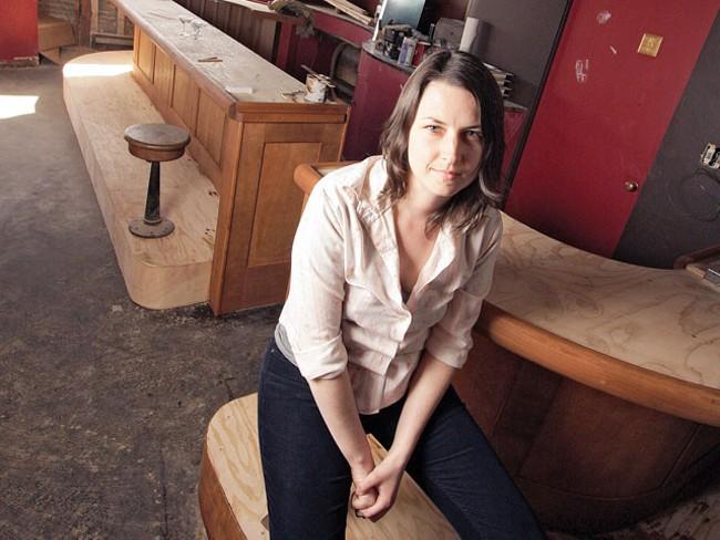 Le Bon Bon Bar Manager Brooklynd Johnson - YOUNG KWAK