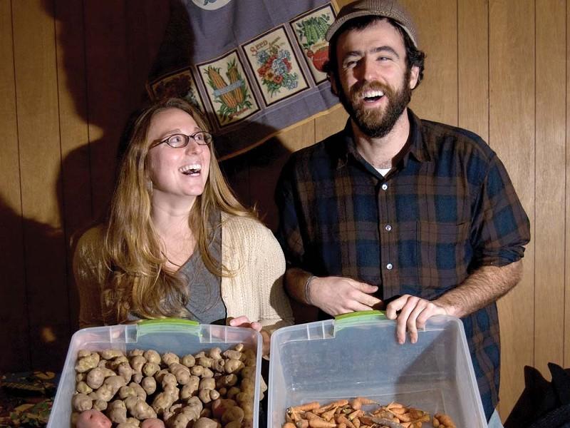 Lea Scott and Brian Estes - LORETTA SURMA
