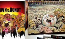 Did Dawn of the Donut steal this artist's work?