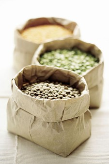 Lentils are a great senior menu option — inexpensive, yet full of protein and fiber.