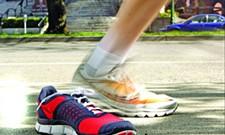 Like Running Barefoot
