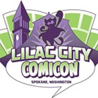 9th Annual Lilac City Comicon