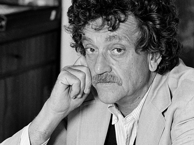 Look at the Birdie author Kurt Vonnegut