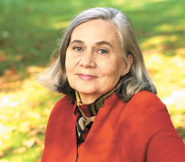 Marilynne Robinson grew up in the Idaho Panhandle and continues to include the spirit of the region in her novels.