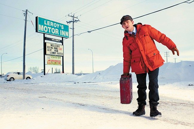 Martin Freeman kills (literally) in FX's Fargo.