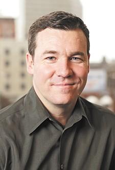 Matt Thompson, a pediatrician at Spokane's Kids Clinic