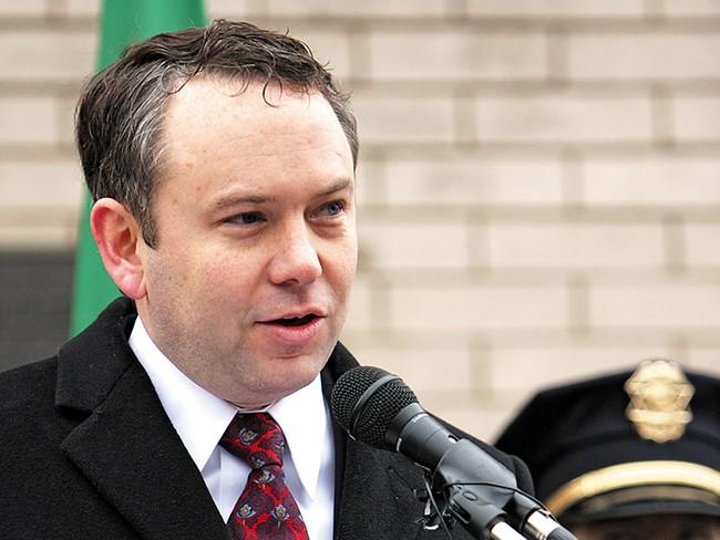 Mayor David Condon