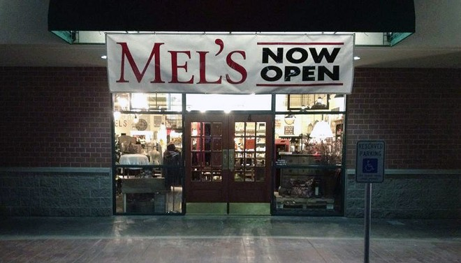 MEL'S ON FACEBOOK