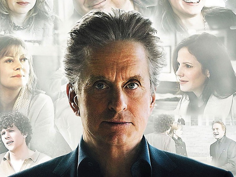 Michael Douglas in Solitary Man