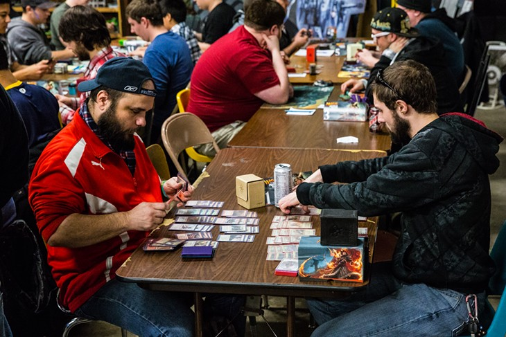 <i>Magic: The Gathering</i> Pro Tour Qualifier