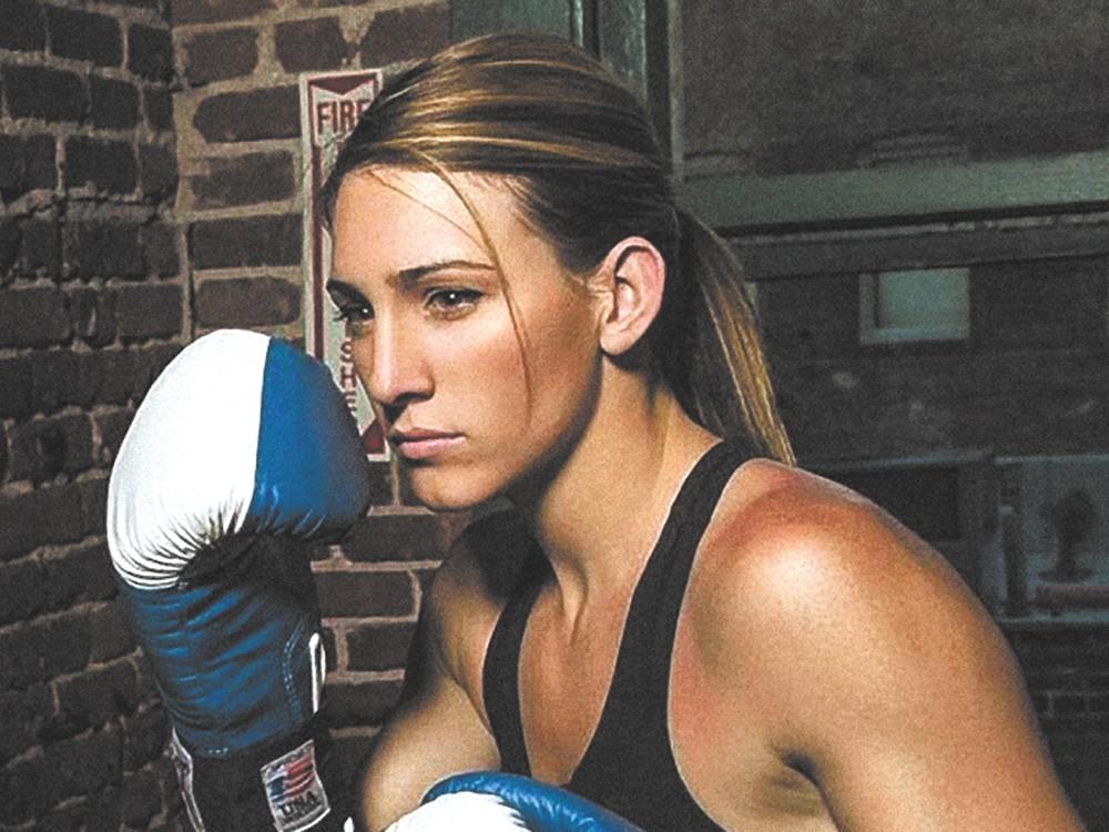 Model-turned-champ Mikaela Mayer