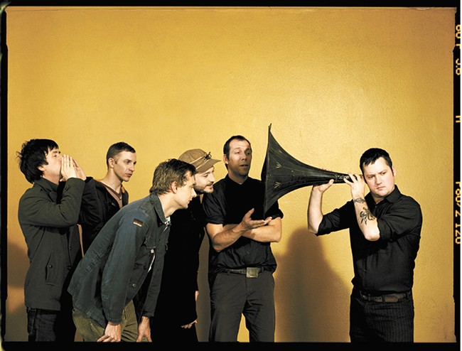 Modest Mouse — through pictures and stories — is featured in a new book.