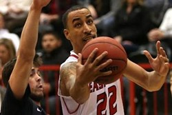 EWU's Drew Brandon. - EWU ATHLETICS