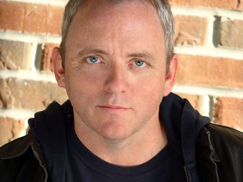 Moonlight Mile author Dennis Lehane