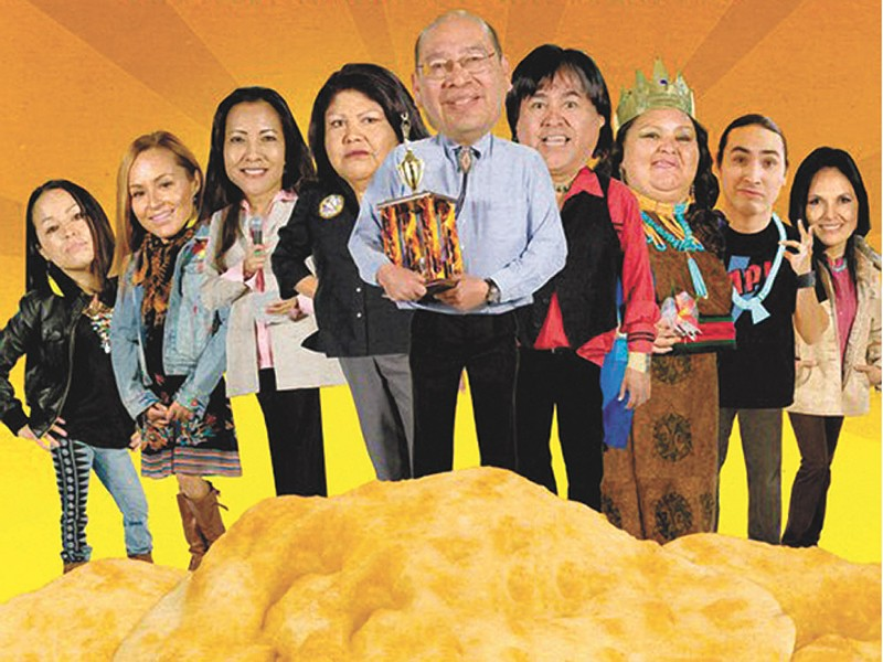 More than just frybread