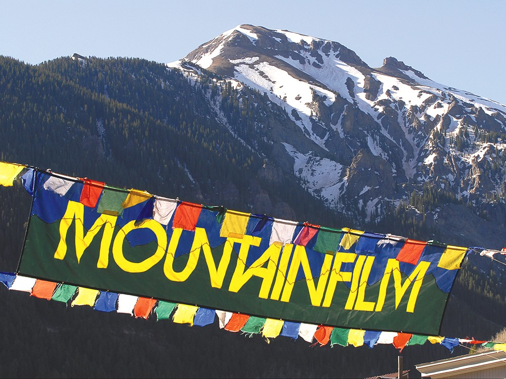Mountainfilm brings eight outdoors-focused films to the Bing.